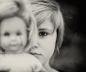 Look in my doll`s eyes, please!